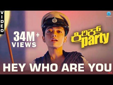Video Hey Who Are You - Video Song | Kirik Party | Rakshit Shetty | Bharath B J | B. Ajaneesh Loknath download in MP3, 3GP, MP4, WEBM, AVI, FLV January 2017