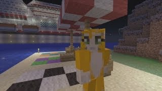 Minecraft Xbox - Hunger Games - Cruise Ship - With Mr.StampyCat
