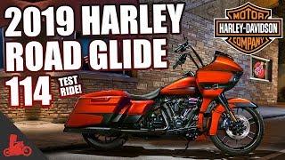 5. 2019 Harley-Davidson Road Glide 114 TEST RIDE!