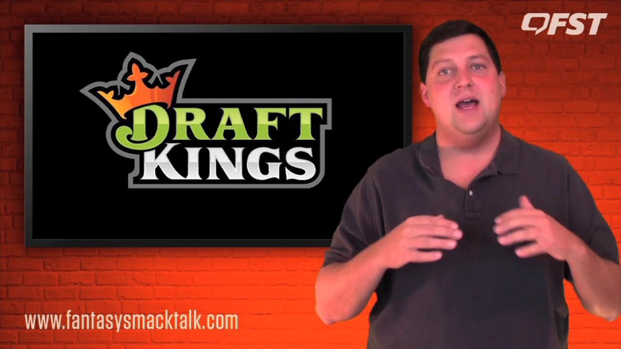 Daily Fantasy Football: Week 9 DraftKings Value Picks thumbnail