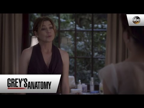 Meredith Is There For Amelia - Grey's Anatomy 12x24