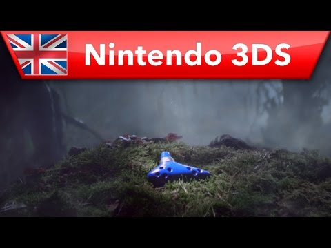 The Legend of Zelda: Majora's Mask 3D - Friday the 13th TV Ad (Nintendo 3DS) Video