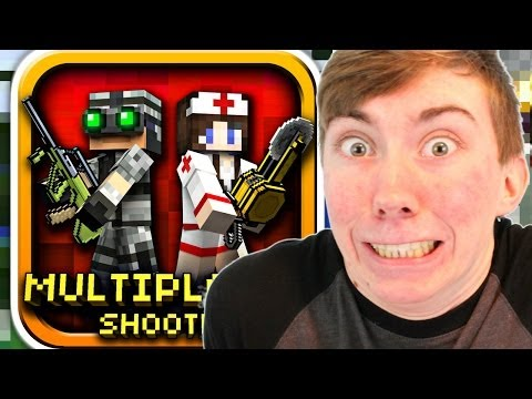 pixel - Lonnie plays Pixel Gun 3D - Part 2 (iPhone Gameplay Video) This is part 2 of my video game commentary playthrough / walkthrough series of