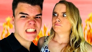 BOYFRIEND vs. GIRLFRIEND ON GTA 5 RACES!