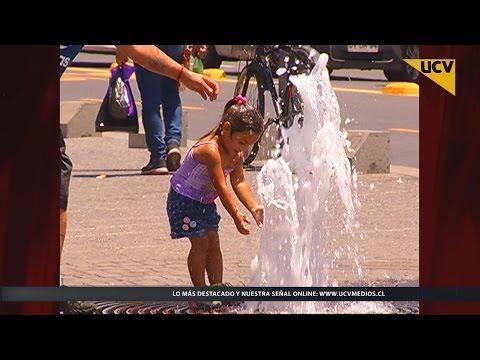 video Se espera calor extremo en la zona central hasta el domingo y temperaturas bordearían los 35 grados