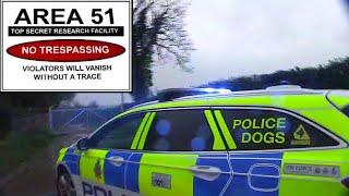 UK AREA 51 IS NO JOKE! HUNTED DOWN BY MOD
