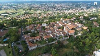 Pujols France  city pictures gallery : Pujols (Lot-et-Garonne, France) par drone BEBOP 2 PARROT