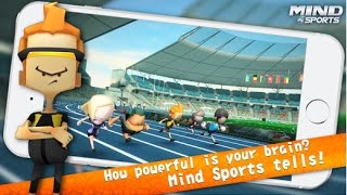 How powerful  your brain is? Mind Sports tells you?