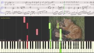 Любовь, похожая на сон - Фарид Аскеров(Ноты и Видеоурок для фортепиано) (piano cover)