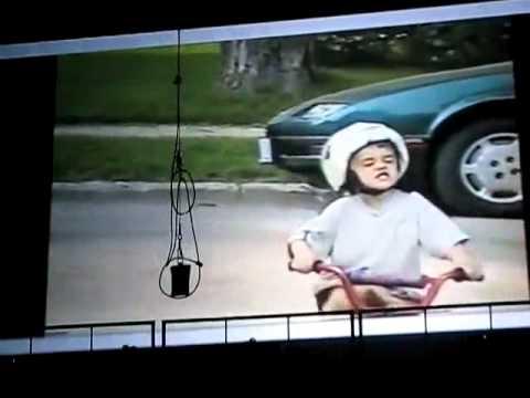 Videos caseros viejos de Justin Bieber cuando era chiquito :)