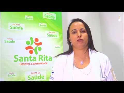 O Hospital Santa Rita fez uma série de dicas para você. Confira com a Dra. Lucyane Luz.
