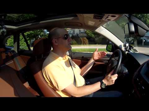 2013 BMW X1 – xDrive28i – Test Drive – Video Review – Driving Review