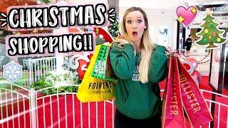 Christmas Shopping! Vlogmas Day 13!! by Alisha Marie Vlogs