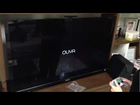 Unboxing-Video der OUYA (englisch)