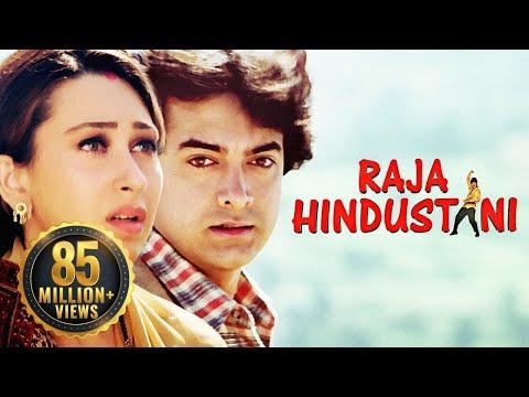 Raja Hindustani | Full Movie | Aamir Khana | Karishma Kapoor | Romantic Movie