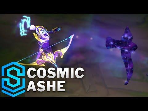 Ashe Nữ Hoàng Vũ Trụ - Cosmic Queen Ashe