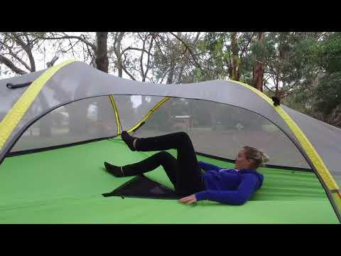 Stingray tents by Tentsile updated model 2.0 Review