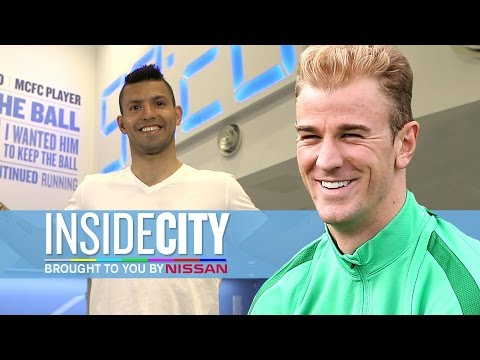 Training Skills and Aguero's New Bar | Inside City 160