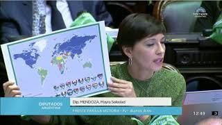 Video Diputada Mayra Mendoza - Debate Aborto MP3, 3GP, MP4, WEBM, AVI, FLV Juni 2018