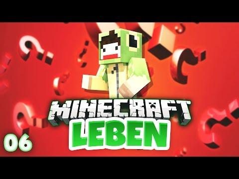Minecraft LEBEN #06 – WIE KOMME ICH AUF DEN SERVER?!   unge