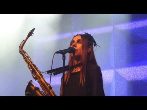 PJ Harvey - Ministry of Social Affairs - Terminal 5, NYC 2016-08-15 front row 1080HD