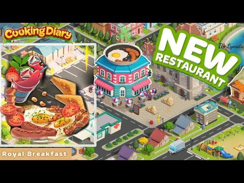 Cooking Diary /New Restaurant- Where?/ Royal Breakfast/ Part 7