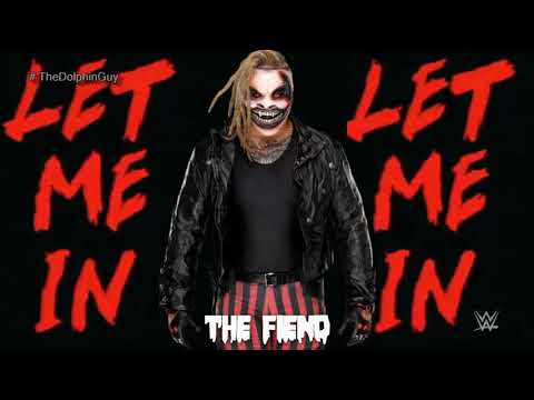 #WWE: The Fiend Theme - Let Me In (HQ + WWE Edit + Arena Effects)