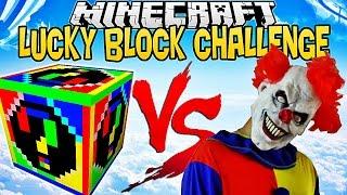 Video SPIRAINBOW LUCKY BLOCK VS CLOWN TUEUR ! | LUCKY BLOCK CHALLENGE ! MP3, 3GP, MP4, WEBM, AVI, FLV November 2017