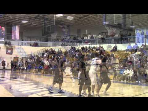 Men's Basketball Home Opener 2015-16 Season