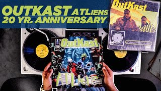 Discover the Classic Samples Used On Outkast 'ATLiens'