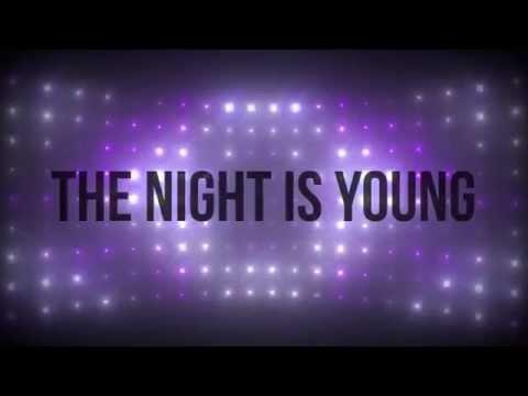Tekst piosenki China Anne McClain - Night Is Young po polsku