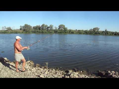 видео рыбалка на оке в пущино