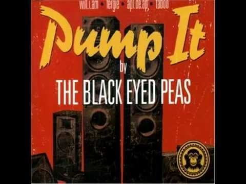 Pump It - The Black Eyed Peas HQ (HD)