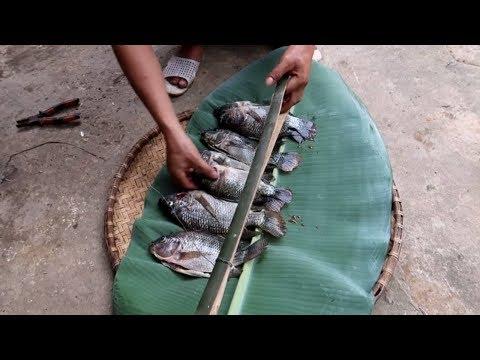 Cá Nướng (Pa Pỉnh) Của Người Dân Tộc Vùng Cao - Bản Sắc Dân Tộc - Thời lượng: 17 phút.