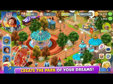 Wonder Park Magic Rides - Gameplay Trailer (iOS - Android)