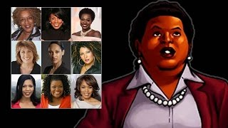Video Comparing The Voices - Amanda Waller MP3, 3GP, MP4, WEBM, AVI, FLV September 2018