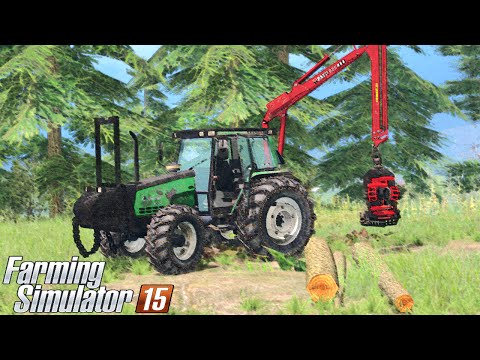 Valmet 6600 forest Washable v1.0