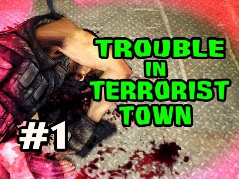 Trouble In Terrorist Town w/Nova &amp; Sp00n Ep.1: LEARNING THE ROPES Video