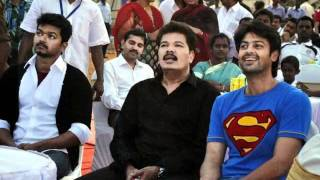 Video Nanban Audio Function First Look download in MP3, 3GP, MP4, WEBM, AVI, FLV January 2017