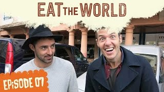 SUBSCRIBE to my awesome goodness to see more Andy & Ben Eat The World: http://bit.ly/1nKaSiT The boys visit Zarautz and head to a local market to grab ...