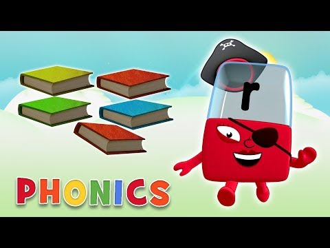 Phonics - Little Red Riding Hood | Learn to Read | Reading Month