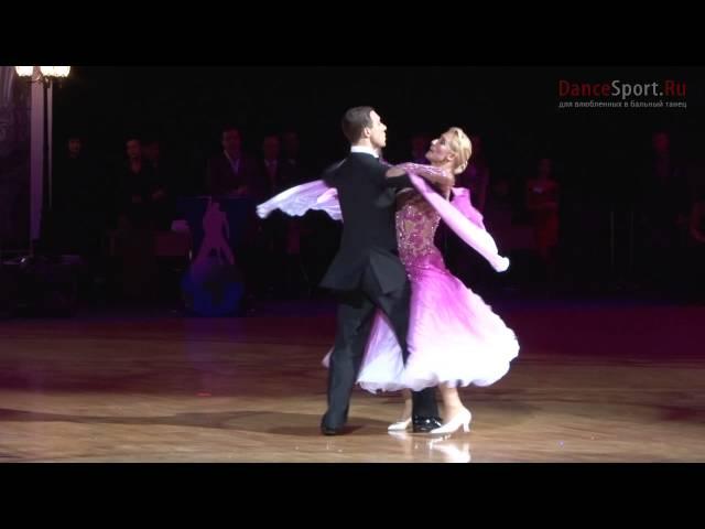 Arunas Bizokas - Katusha Demidova, Viennese Waltz (Standard International)