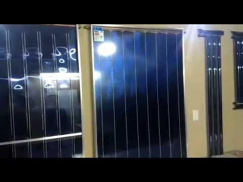 Modelos de Coletores Solar ASOL