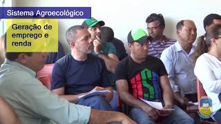 Semaf promove minicurso para cultura de maracujá