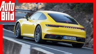 Porsche 911 (992) 4S (2019) - Fahrbericht / Review / Vorstellung by Auto Bild
