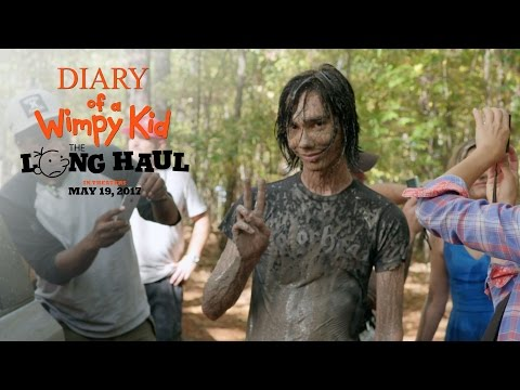 Diary of a Wimpy Kid: The Long Haul (Featurette 'Meet the Cast')