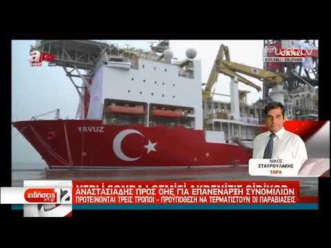Έντονες οι αντιδράσεις της Κύπρου για την προκλητική στάση της Τουρκίας | 27/06/2019 | ΕΡΤ