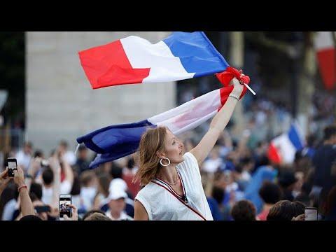 Μουντιάλ 2018: Γάλλος οπαδός μάθαινε για τον τελικό στο… μαιευτήριο…