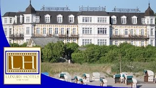 Seebad Ahlbeck Germany  City new picture : Luxury Hotels - Ahlbecker Hof - Seebad Ahlbeck