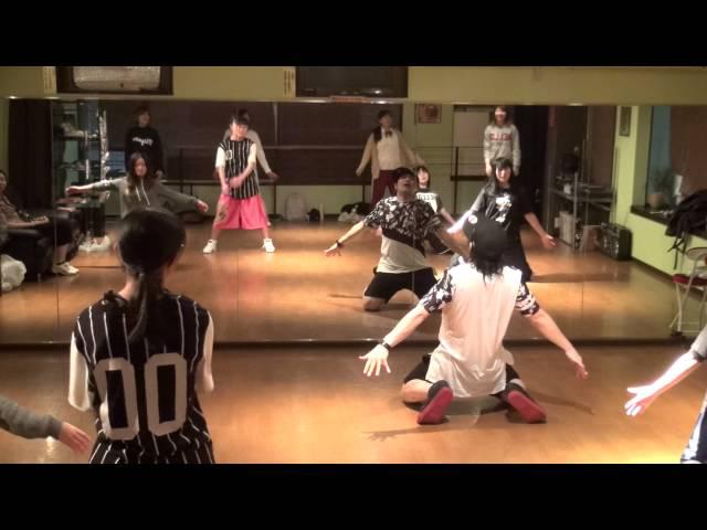 EXO / LIGHTSABER 単発レッスン K-POPダンススタジオ ライトセーバー動画 lesson video